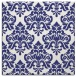 rug #296065 | square blue traditional rug