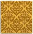 rug #296089 | square light-orange popular rug