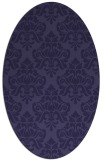 rug #296224   oval traditional rug
