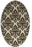 rug #296292   oval traditional rug