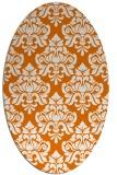 rug #296329 | oval popular rug