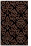 rug #296505 |  black popular rug