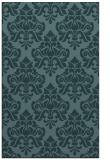 rug #296561 |  blue-green traditional rug