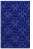 rug #296593 |  blue-violet traditional rug