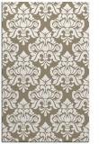 rug #296629 |  mid-brown traditional rug