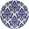 rug #297121   round blue traditional rug