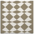 rug #297545 | square white check rug
