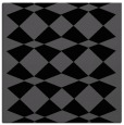 rug #297553 | square black check rug
