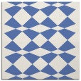 rug #297585 | square blue graphic rug