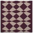 rug #297701 | square pink check rug
