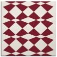 rug #297757 | square pink check rug