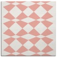 rug #297765 | square white check rug