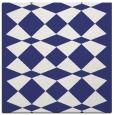 rug #297825 | square white check rug