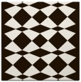rug #297841 | square brown rug