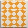 rug #297893 | square light-orange graphic rug