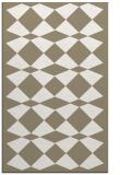 rug #298249 |  white check rug