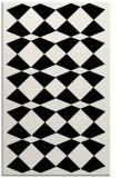 rug #298253 |  white check rug