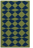 rug #298285 |  green graphic rug