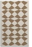 rug #298401 |  beige check rug