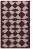 rug #298405 |  pink check rug