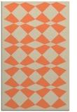 rug #298445 |  beige check rug