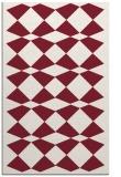 rug #298461 |  pink check rug