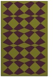 rug #298477 |  green graphic rug