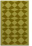 rug #298569 |  light-green check rug