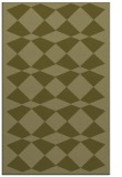 rug #298581 |  light-green graphic rug