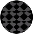 rug #298610   round check rug
