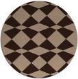 rug #298615   round check rug