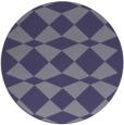 rug #298689 | round retro rug