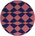 rug #298693 | round graphic rug