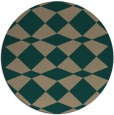 rug #298724 | round check rug