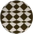 rug #298756   round check rug