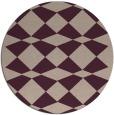 rug #298762   round check rug