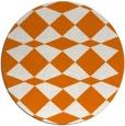 rug #298794   round check rug