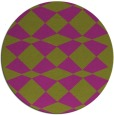 rug #298831   round check rug