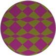 rug #298832 | round graphic rug