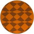 rug #298859 | round retro rug
