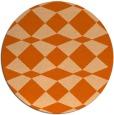 rug #298862   round check rug