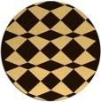 rug #298899 | round check rug