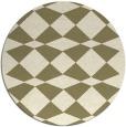 rug #298911 | round check rug