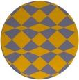 rug #298916 | round check rug