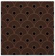 rug #299321   square black circles rug