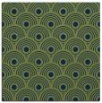 rug #299341 | square blue circles rug