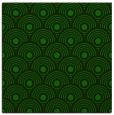 rug #299373   square green retro rug