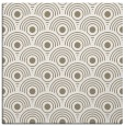 rug #299445 | square white retro rug
