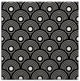 rug #299577 | square black circles rug