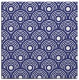 rug #299585 | square white retro rug
